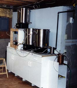 Return to 3 Vessel Brewing System