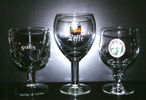 Belgian Glass Set 1